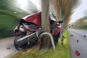 Car Accident While Speeding