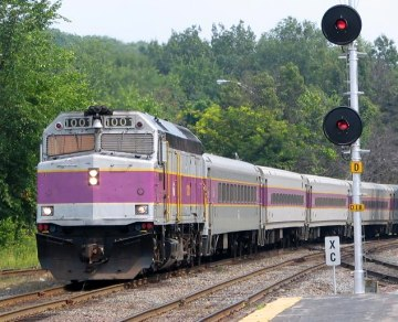 Commuter rail Accidents