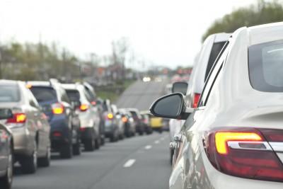 Lane Change Car Accident